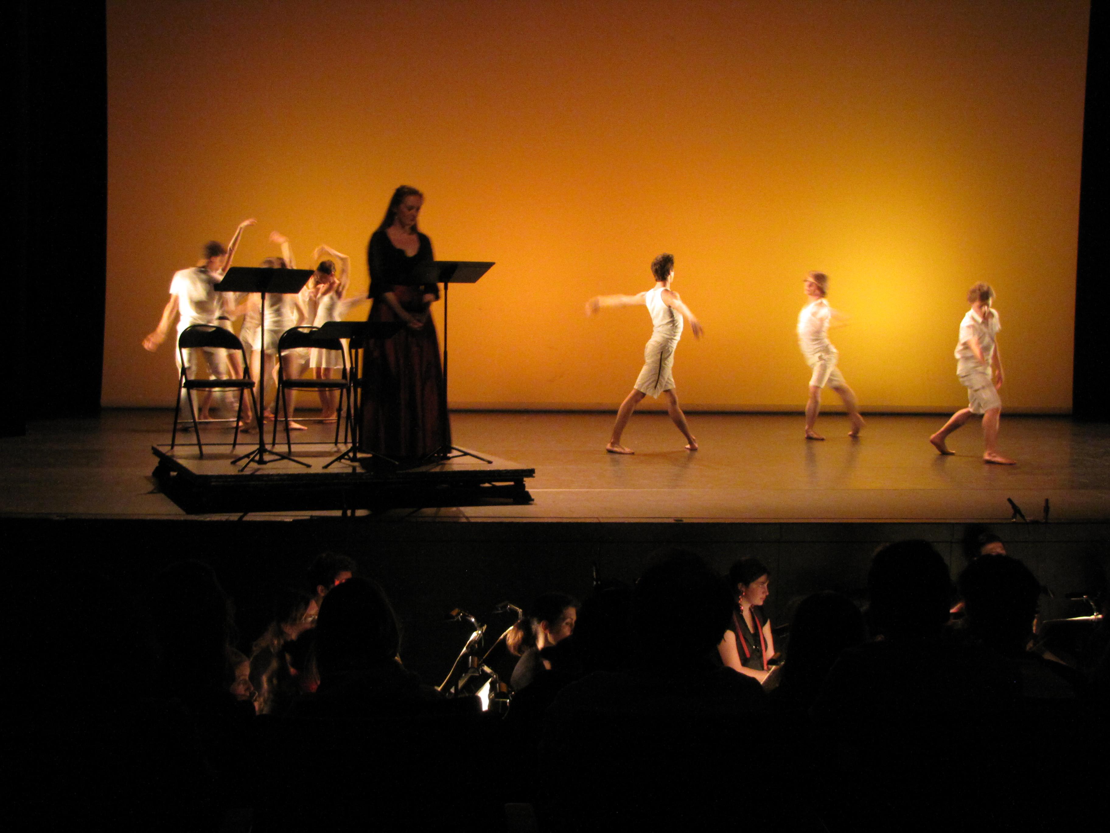 2011 Orphée & Eurydice, Gluck