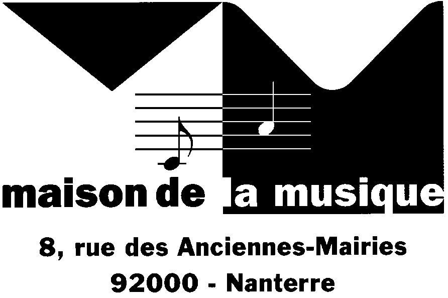 Maison de la musique Nanterre