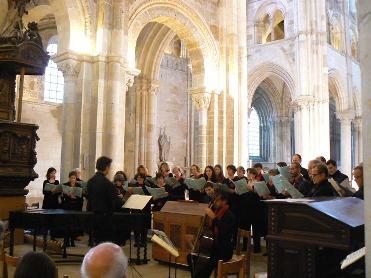 Vezelay Concert