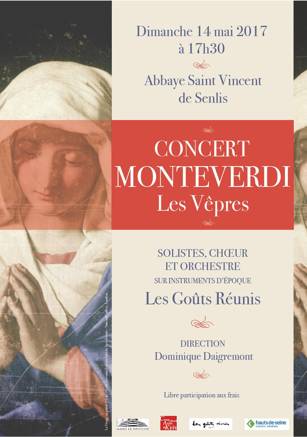 Monteverdi Senlis